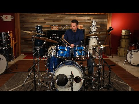 Download Noble And Cooley Horizon Drum Set Demo