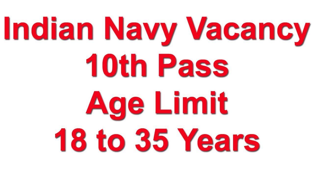 Indian navy vacancy 10th pass fill application now all india indian navy vacancy 10th pass fill application now all india govt job falaconquin
