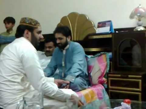 Qari Shahid Mehmood Qadri in Abbasi House,TAXILA