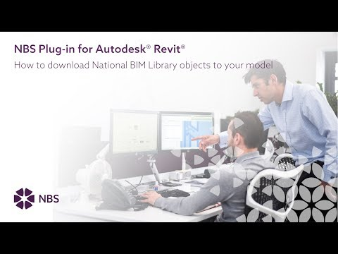 NBS Plug-in for Autodesk Revit – NBS National BIM Library