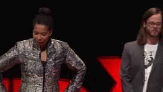 How can we create a world where no youth are locked up? | Gina Lyles & Trey Hartt | TEDxRVA