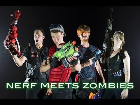 Thumbnail: Nerf meets Call of Duty: ZOMBIES 2.0 | Full Movie! (First Person in 4K!)
