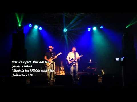 OutLaw Hero - Don Law & Pete Larson - Stuck in the Middle with You - Wild Bill