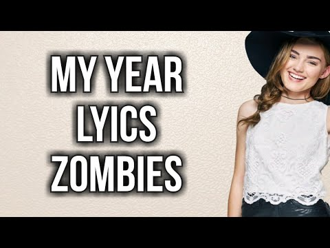 "Cast - ZOMBIES - My Year - Lyrics - (From ""ZOMBIES"")"