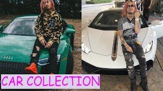 lil pump car collection (2018)