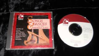 Sonus Songs and Dances of the Middle Ages on ebay   Genius Loci