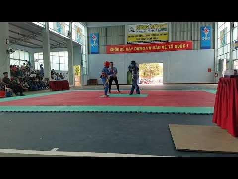 Giải Vô địch Vovinam các CLB tỉnh Quảng Bình lần II năm 2018