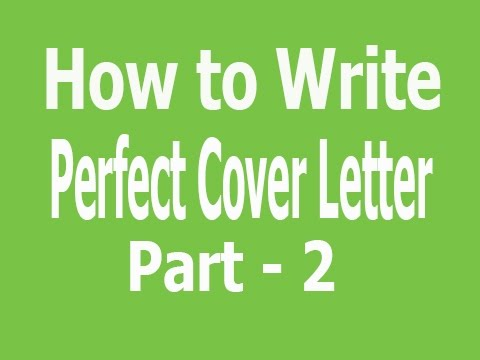How to Write a Perfect Cover Letter for Upwork Jobs - YouTube
