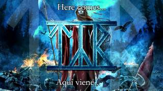 Týr - Another Fallen Brother (Sub inglés español)