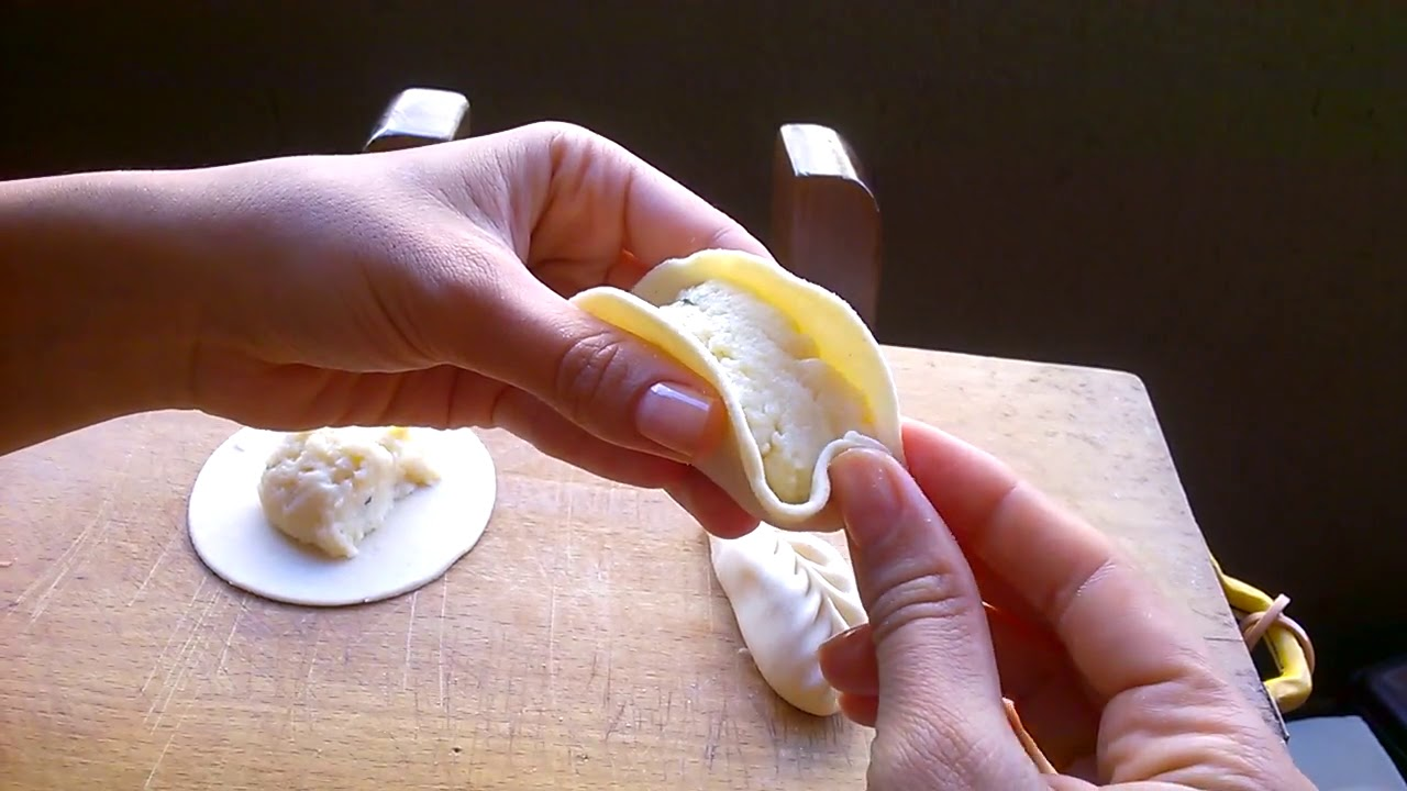 Culurgiones di patate: come chiuderli - La cucina di Lilla - YouTube