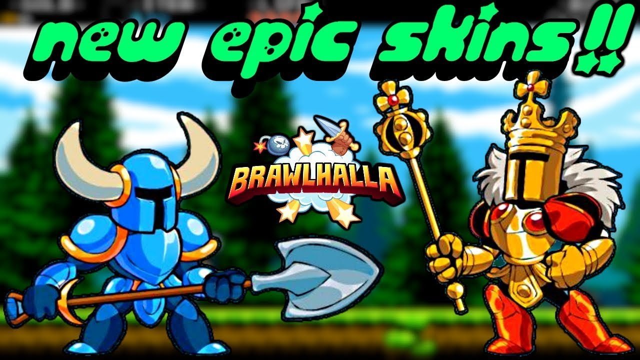 Brawlhalla – Autumn Championship 2018 Pack Walkthrough and