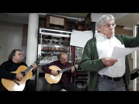 António Serrano - Tertúlia do Fado - S. Julião do Tojal, 28-10-2018