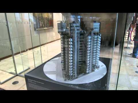 Lloyds Building London Model
