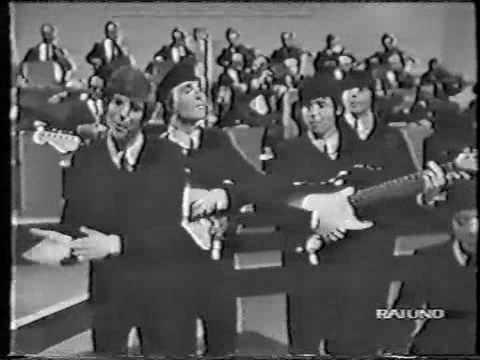 """I New Dada - """"C'è Qualcosa"""" - (1965) - Italian Beat"""