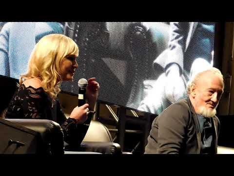 Robert Englund & Lisa Wilcox from Nightmare on Elm Street (Freddy Kruegar and Alice)