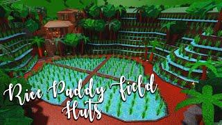 Reis Paddy Feld Hütten Tour! | Willkommen bei ROBLOX Bloxburg