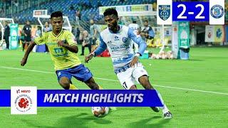 Kerala Blasters FC 2-2 Jamshedpur FC - Match 37 Highlights | Hero ISL 2019-20