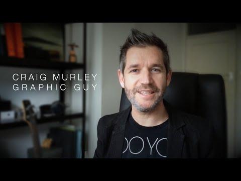 Craig Murley - Design Freelancer Introduction