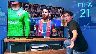 PLAYSTATION 5 o XBOX X → ESTO SE DEFINE EN EL FIFA!!!!!!!