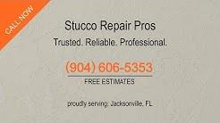Stucco Repair Jacksonville FL Contractors (904) 606-5353