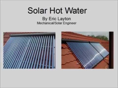 Understanding Solar Hot Water