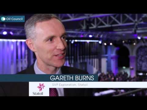 We talk to Gareth Burns of Statoil at the 2013 World Assembly