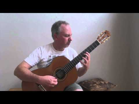 Spanish Romance (as performed by Alan Shoesmith)