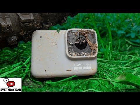 GoPro Hero 7 Durability Test!  What will BREAK a GoPro?!