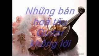 guitar không lời, nge và cùng cảm nhận