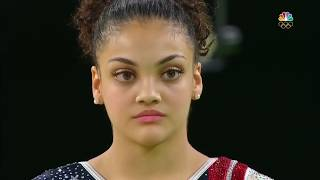 Laurie Hernandez Floor Exercise 2016 Team Final