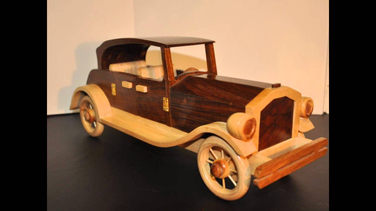 voiture en bois r alis e par cl ment brilot 15 ans youtube. Black Bedroom Furniture Sets. Home Design Ideas