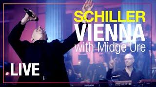 """SCHILLER: """"Vienna"""" // with Midge Ure // Live // 2014"""