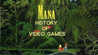History of Mana/Seiken Densetsu (1991-2017) - Video Game History