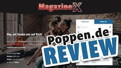 Poppen.de bei Magazine-X - Erfahrungen beim Casual Dating