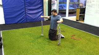 Warrington Based Primal Strength And Conditioning Training Facility - Shoulder Finisher