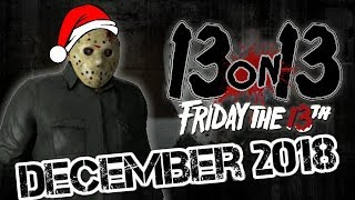13 On 13 - Friday The 13th News Update - December 2018