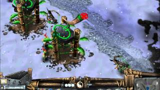 Walkthrough: Battle Realms Winter of the Wolf - Mission 8