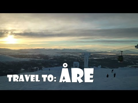 Trip to Åre with Influencers of Sweden