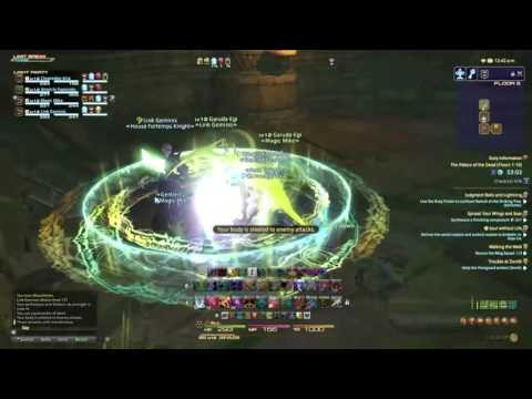 Final Fantasy XIV The Palace of the Dead Floors 1-10
