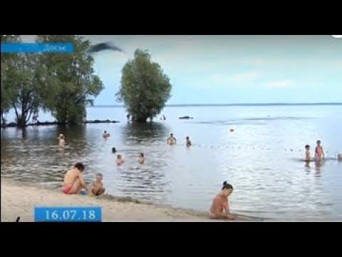 ТРК ВіККА: У черкаській водоймі виявили значну концентрацію марганцю