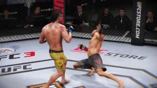 Ultra Real   EA Sports UFC 3   John Lineker vs. John Dodson