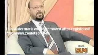 Dr Hilal Akhtar Mahpuri At Sun TV Part 3