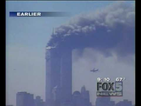 9/11 Second Impact (Flight 175) Fox - YouTube