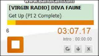 [Virgin Radio] Diva Faune Lea Paci - Get up (PI2)