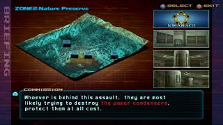 Armored Core 3 Silent Line 60FPS Story