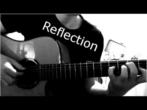 Mulan - Reflection - Fingerstyle Guitar [WITH TABS] - YouTube