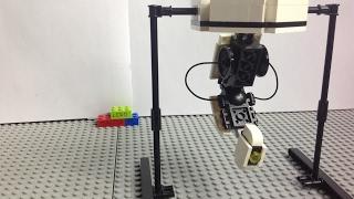 как сделать портал 2 из лего