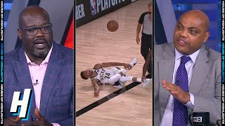 Will Giannis Play Game 5 vs Miami? - Inside the NBA | September 7, 2020 Playoffs