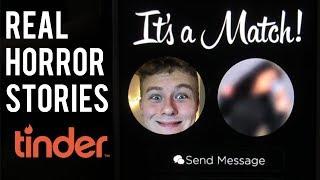 Disturbingly True Tinder Horror Stories (parody)