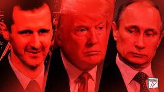 TENSIÓN MÁXIMA EN SIRIA, Trump llama